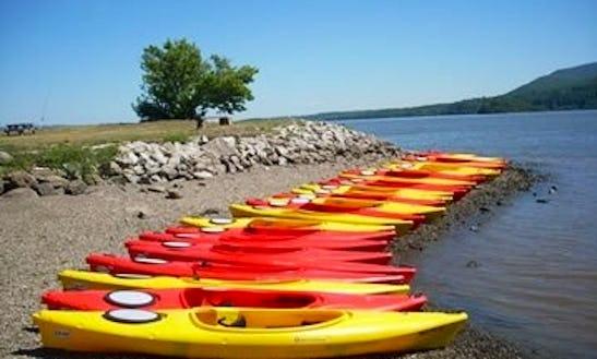 Kayak Rental In Harrison Township, Mi