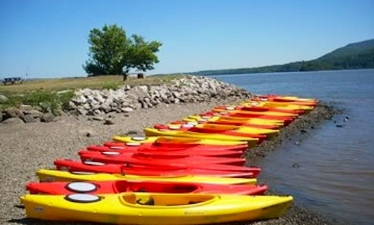 Kayak Rental In Harrison Township, Mi