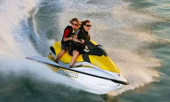 Lake Joseph Ontario Sea Doo Jet Ski Rental