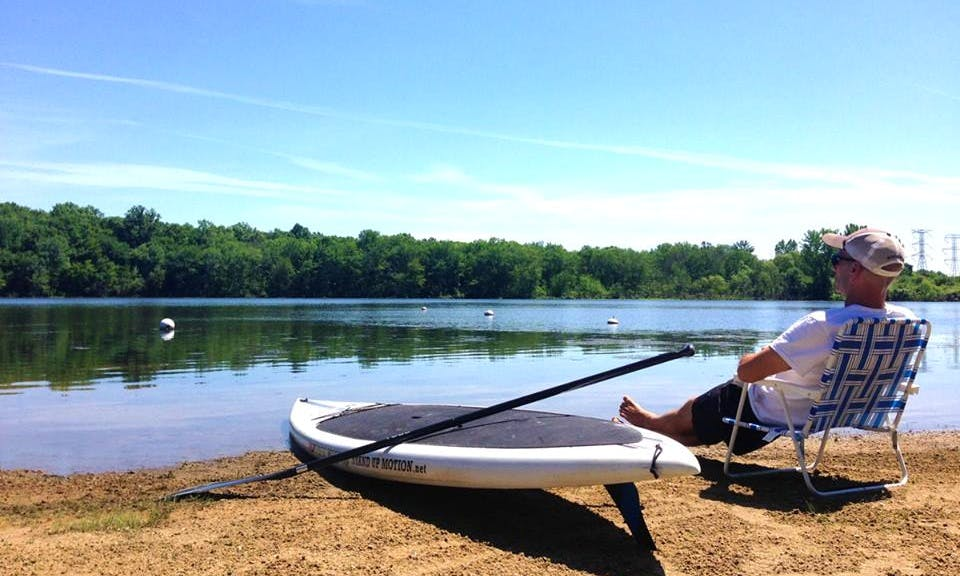 Paddleboard Rental in Jefferson Valley