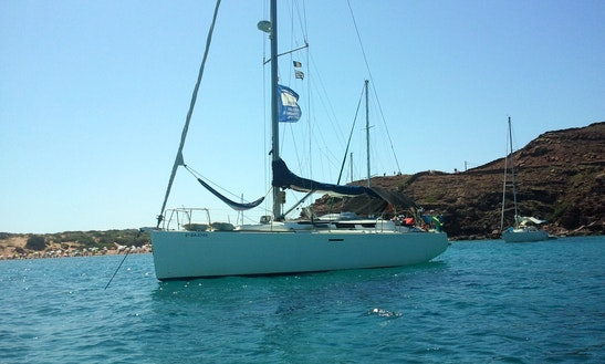 Cruising Monohull Rental In Menorca With Skipper