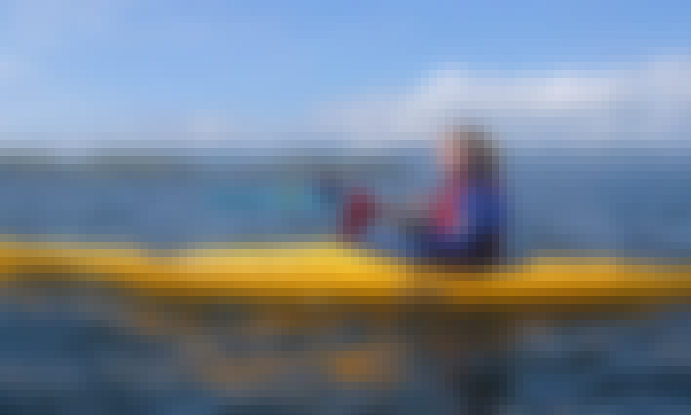 Single Kayak Rental in Twin Falls, Idaho