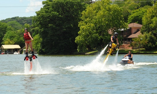 Flyboard Rental In Austin