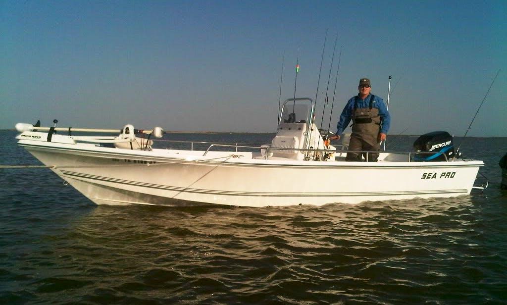 Fishing Guide in Bumpass, VA