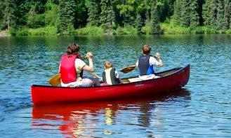 Canoe Rental on the Kenai Peninsula in Alaska