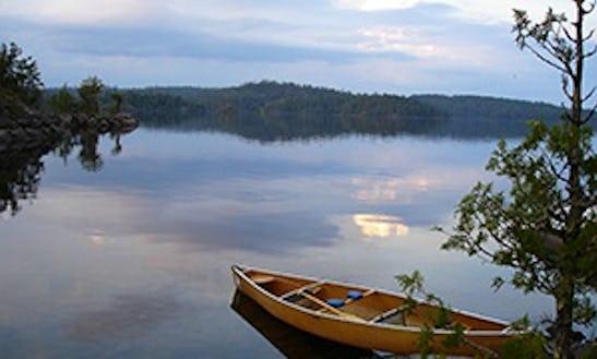 Canoe Rentals In Grand Marais, Minnesota