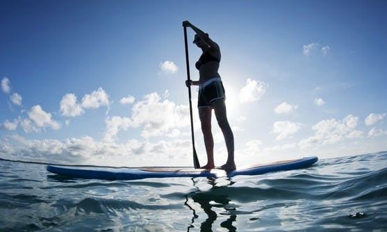 Stand-Up Paddleboard Rental in Lahaina, Hawaii