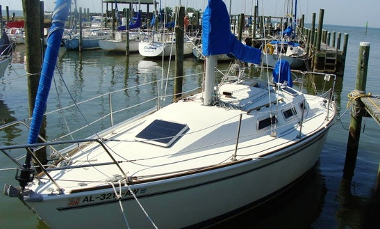 28' Pearson Yacht Charter In Lake City