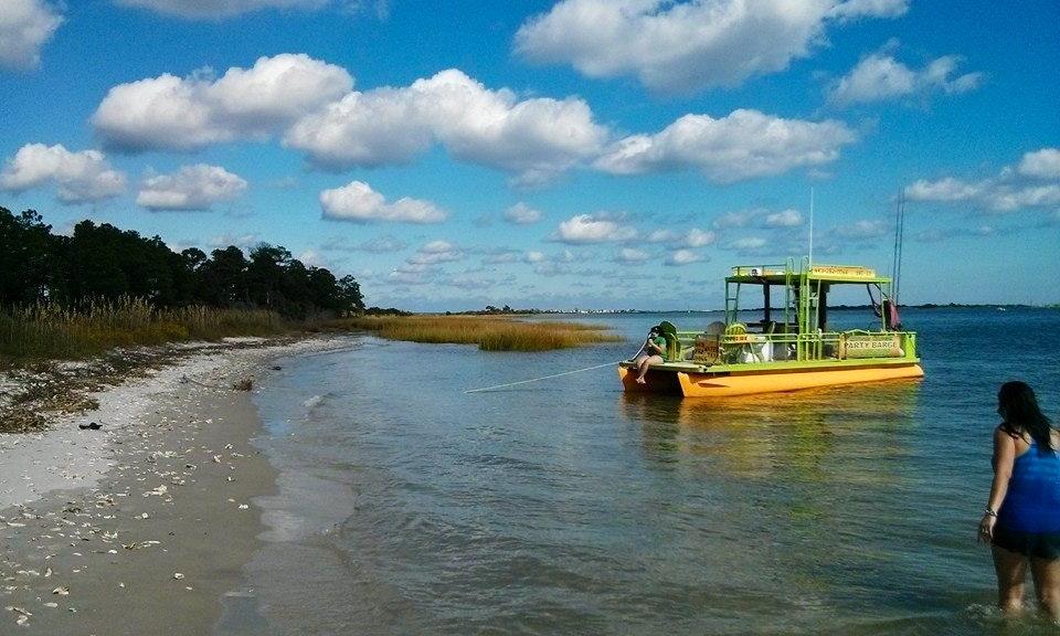 Pontoon Boat Rental In Little River South Carolina Getmyboat