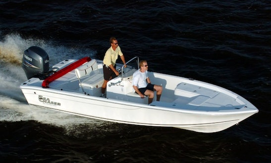 22' Sea Chaser Fishing Charter In Carrabelle