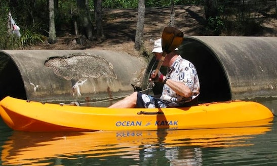 Single Person Kayak Rental In Sea Isle City