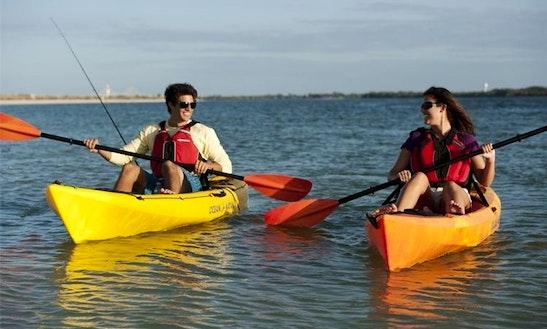 Kayak Rental In Treasure Island, Florida