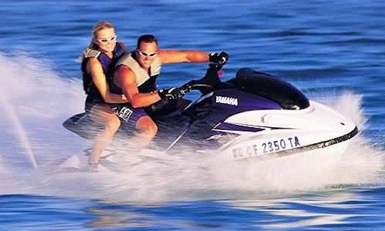 Enjoy Hollywood, Florida On Yamaha Wave Runner Jet Ski