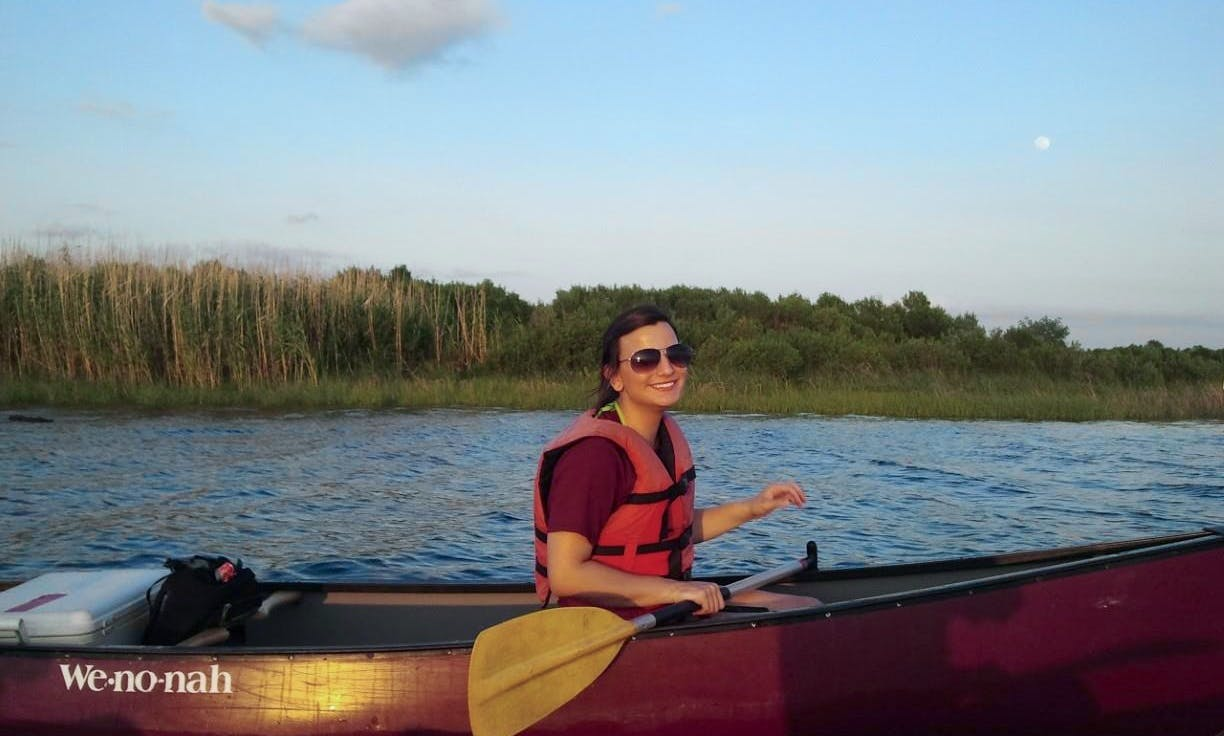 Canoe Tours in New Orleans!