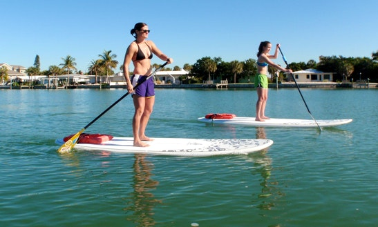 Water Monkey Stand Up Paddle Board