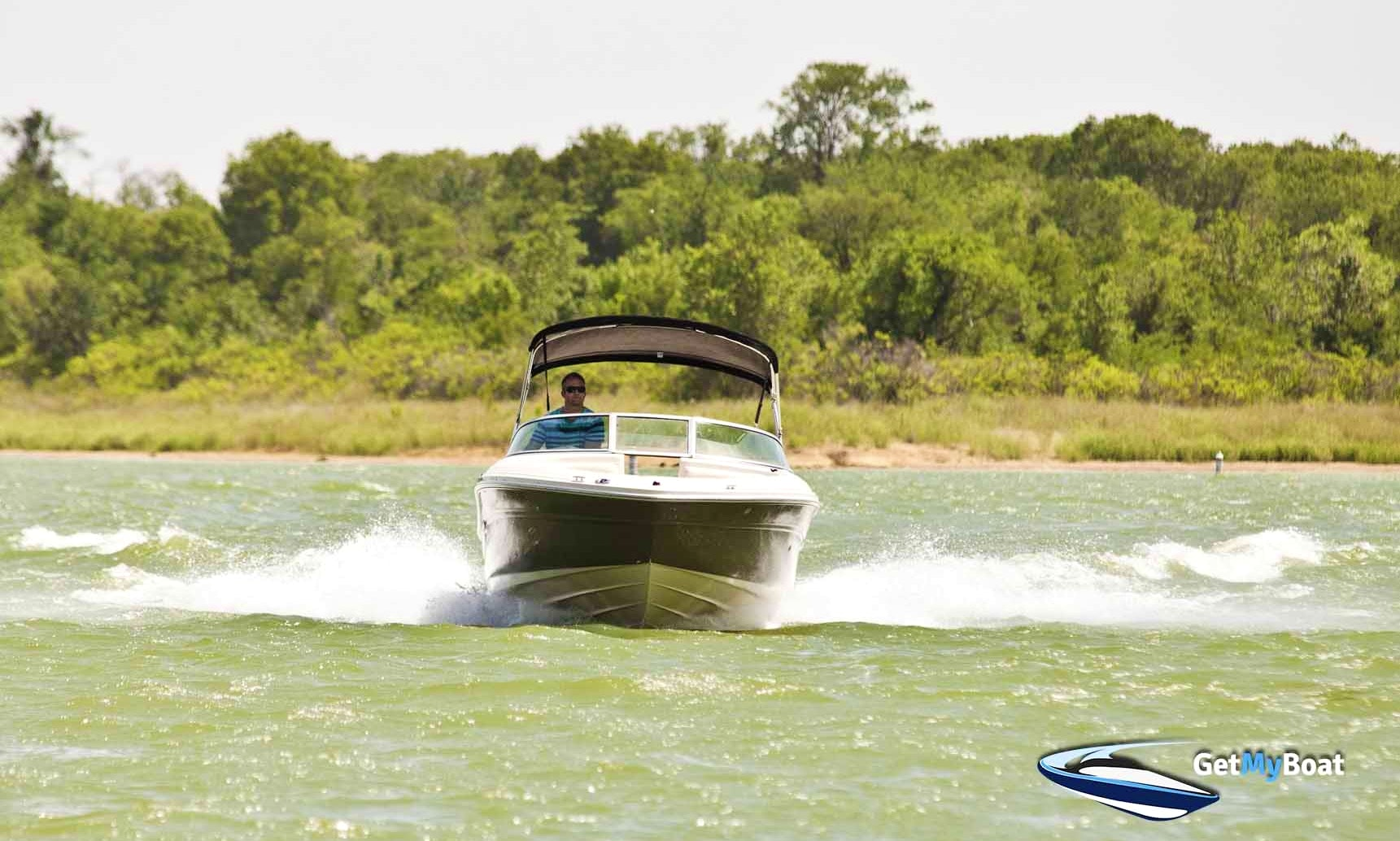21' Sea Ray Ski/Wakeboard Boat for Rent near Lake Lewisville