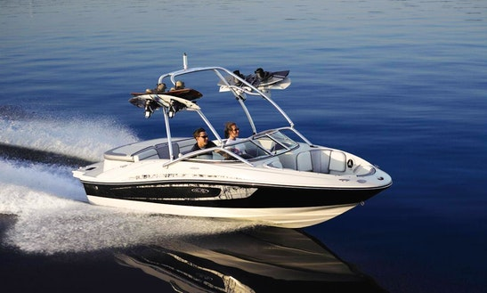Sea Ray Sport 18.5 Boat Charter In San Diego, Ca