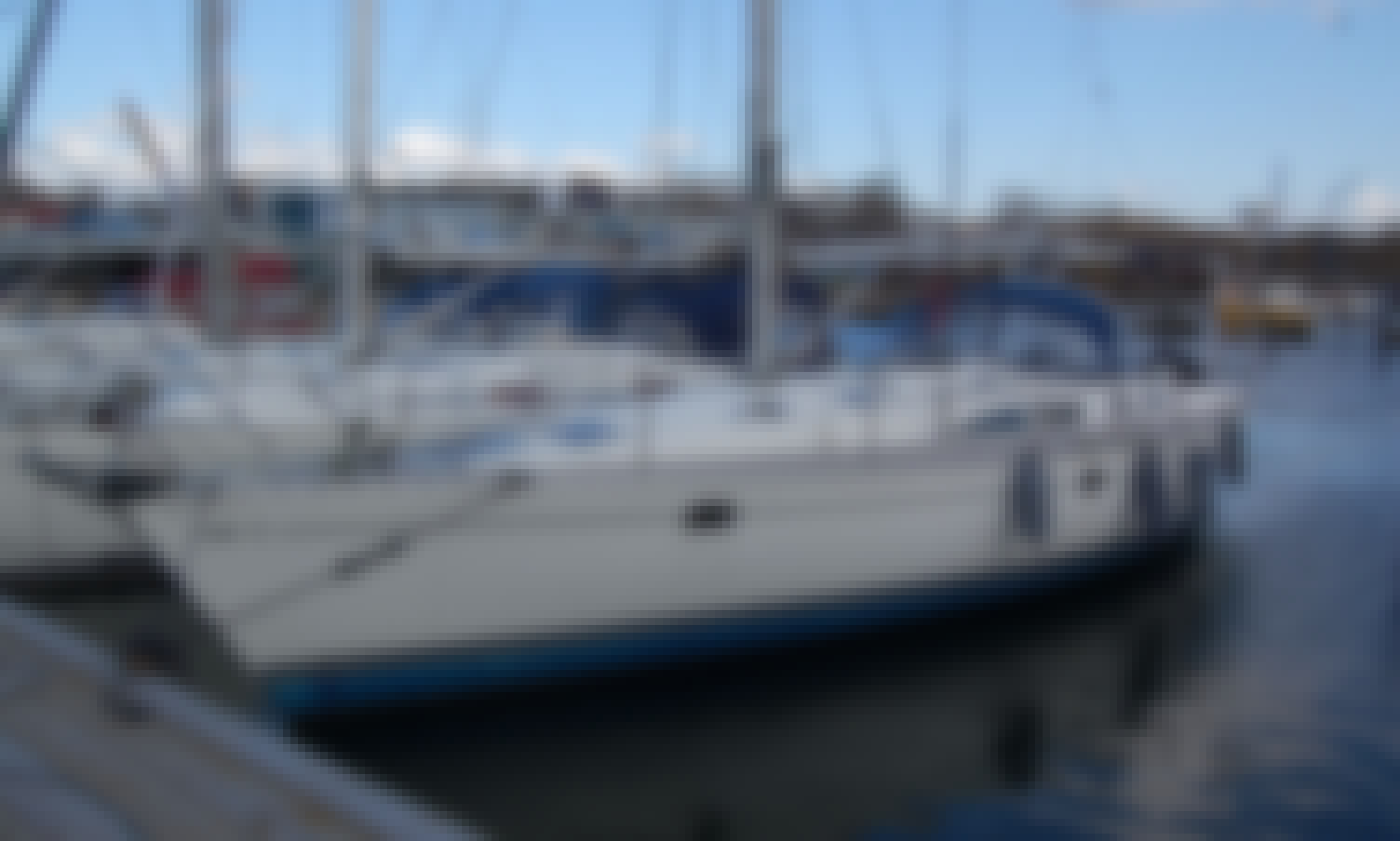 Jeanneau Sun Odyssey 45.2 Cruising Monohull Rental in Levkas, Greece