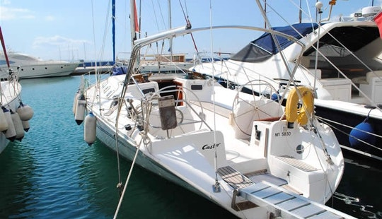 44' Atlantic Yacht Charter In Levkas, Greece