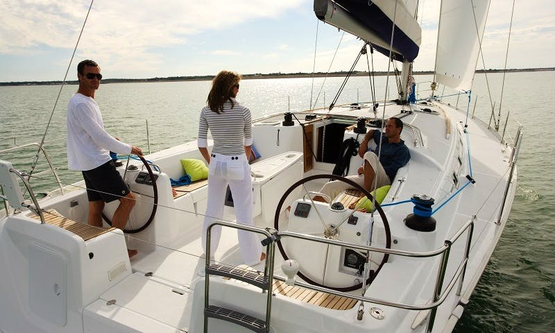 Beneteau Cyclades 50.5 Yacht Charter in Levkas, Greece