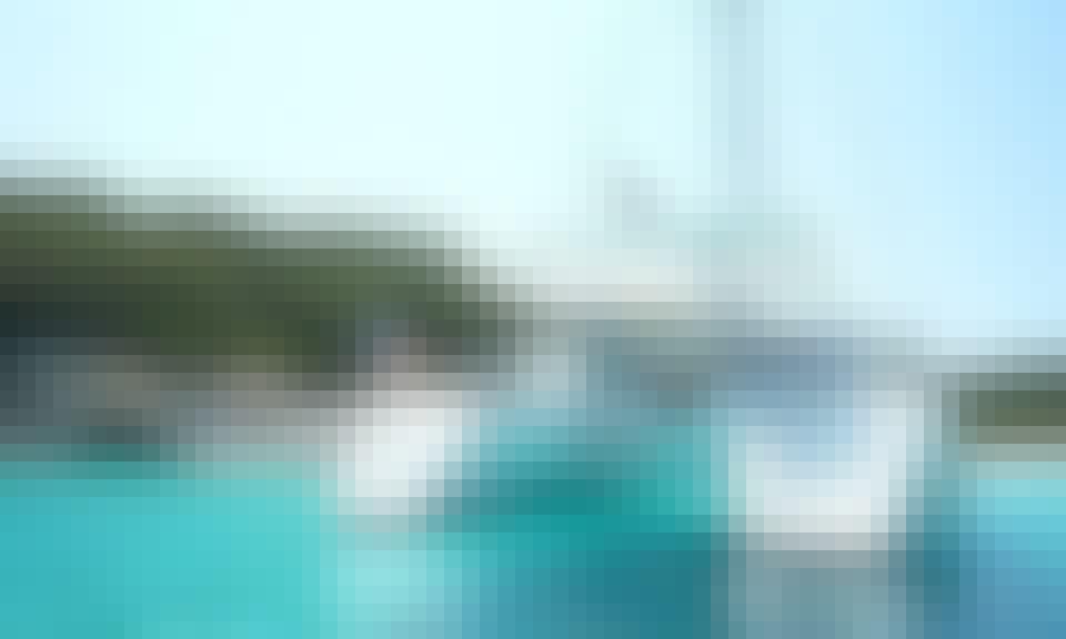Catamaran Charter: Lagoon 420 in Levkas, Greece