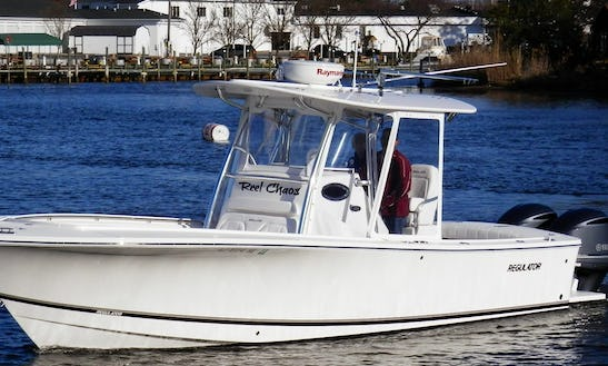 Enjoy Fishing In Ocean Township, New Jersey With Captain Tom