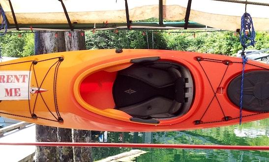 Kayak Rental In Tahsis