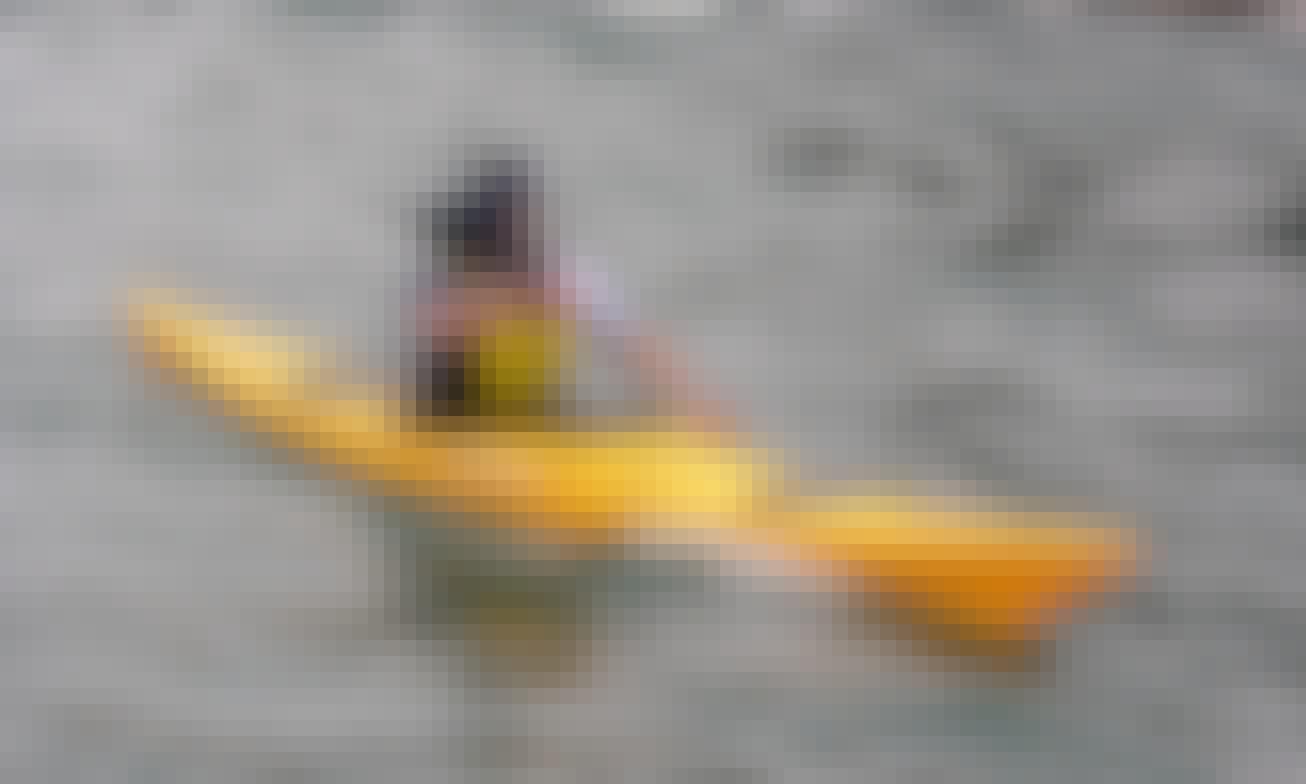 Discover Maquoketa River in Monticello, Iowa with Solo Venture Kayaks!
