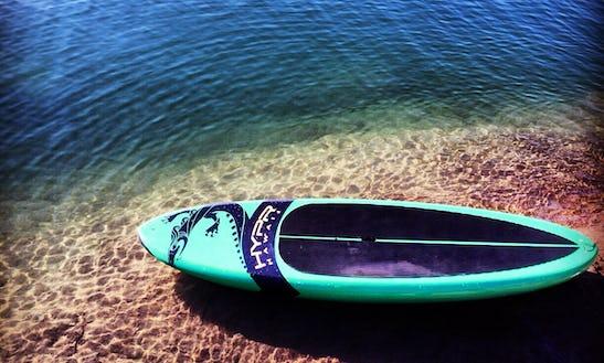 Paddleboard Rentals On Flathead Lake