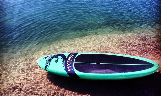 Paddleboard Rentals On Flathead Lake