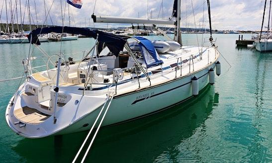 10 Pax Bavaria 49 Sailing Charter In Zadar