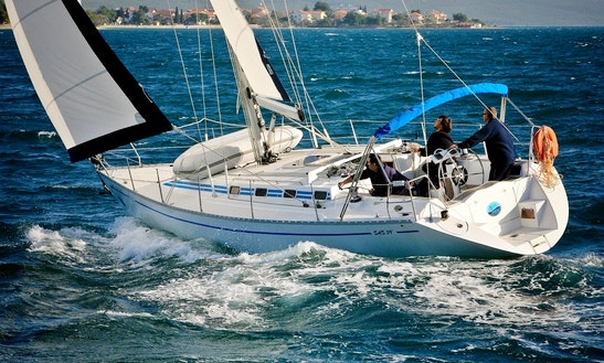 Sas 39 Sailing Yacht Charter In Zadar, Croatia