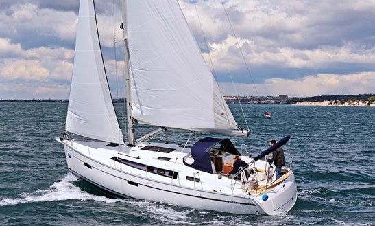 Bavaria 37' Monohull Rental In Sukosan, Croatia