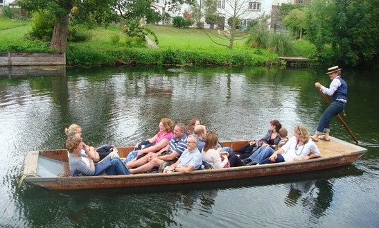 River Tours In Cambridge