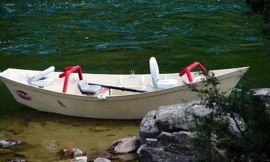 Row Boat Rental In Missoula