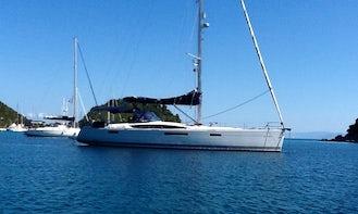 8 person Cruising Monohull Rental in Corfu, Greece for an amazing experience