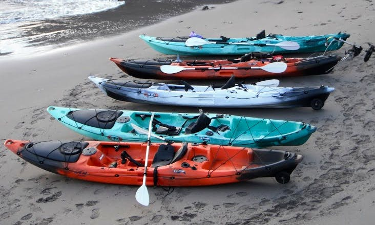 Kayak Rental or Guided Tour in Waterville, Kerry