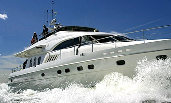 Motor Yacht Rental In Eilat