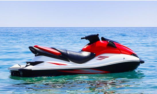 Panama City Beach Yamaha Vx Jet Ski Rental