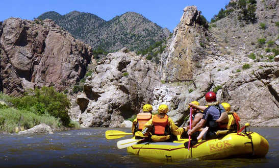 Rafting Trips In Canon City, Co