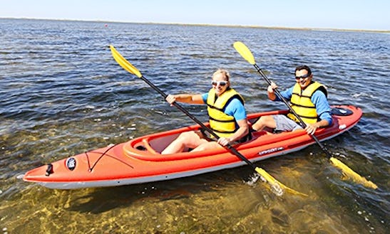 Rent Two-person Kayak In Lake Pleasant, Ny