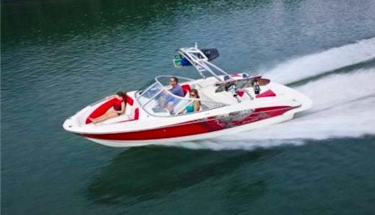 Rent 21' Bowrider In Lake Pleasant,  Ny