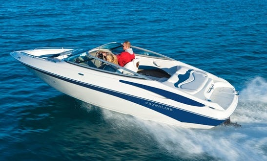 Rent Inboard 21' Bowrider In Lake Pleasant, Ny