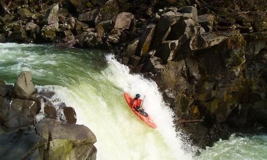 Kayak Rental In Port Angeles, Washington