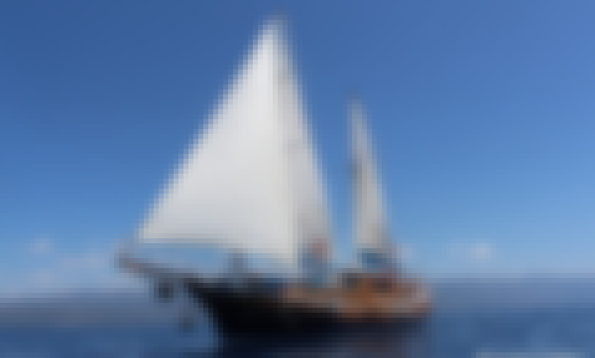 Private Sailing Yacht with 6 Double Cabins in Bodrum - Wonderful Blue Cruises