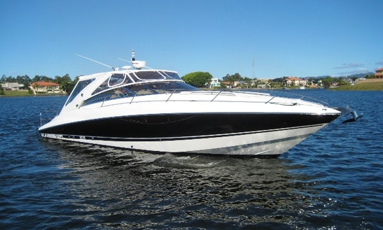 Charter A 43' Sunseeker Sailing Yacht In The Seychelles