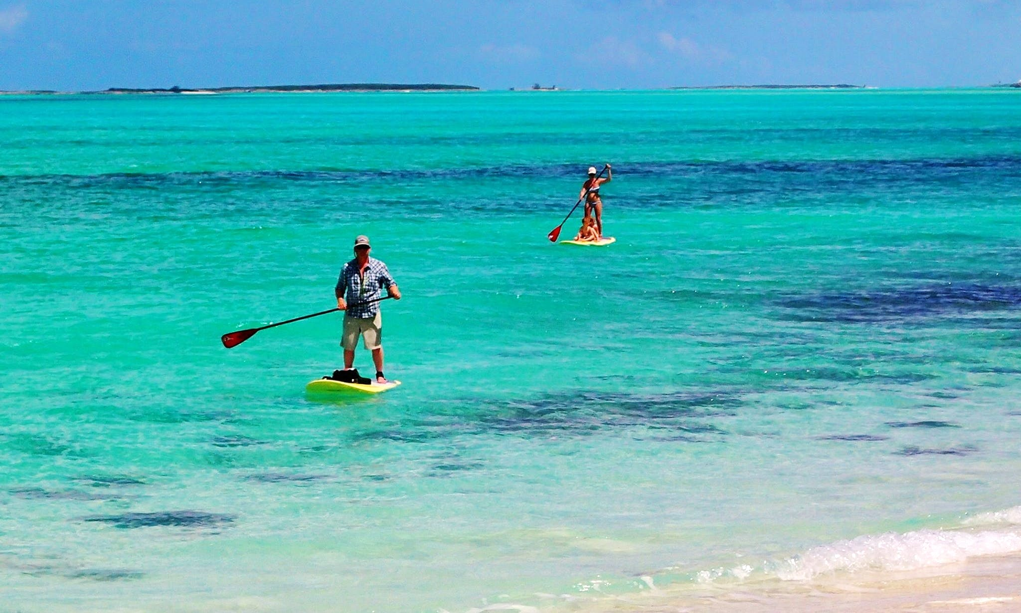 Paddleboard Rental in Rolleville