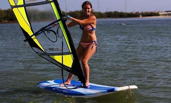 Windsurfing Gear Rental In St Pete Beach