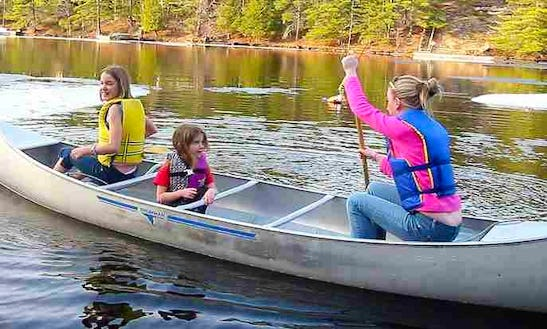 Canoe Rental In Roscommon, Mi