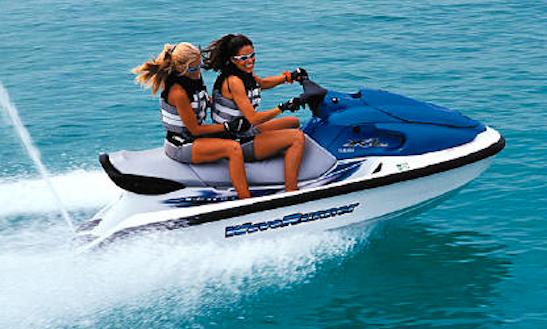 Yamaha Vx110 Jet Ski Rental In Merritt Island, Florida